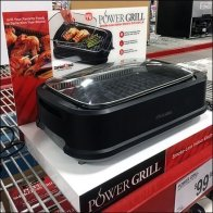 Power-Grill Shelf-Edge Linear Merchandising