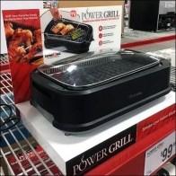 Power-Grill Shelf-Edge Linear Merchandising