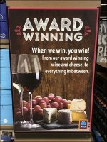 Award-Winning Wine And Cheese Promotion