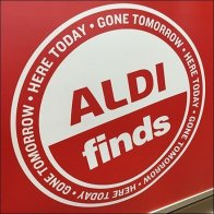 Aldi Finds Here-Today Gone-Tomorrow Aux
