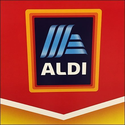 Aldi Discount Supermarket Outfitting Logo
