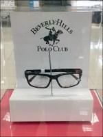 Polo-Club Eyewear Museum Case Propped