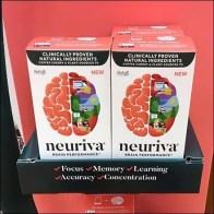 Brain Better Freestanding Ledge Display