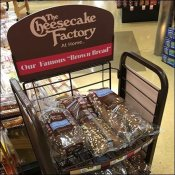 Cheesecake Factory At Home Merchandising