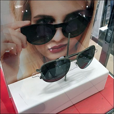 Got-Shades Sunglass Museum Case Propped