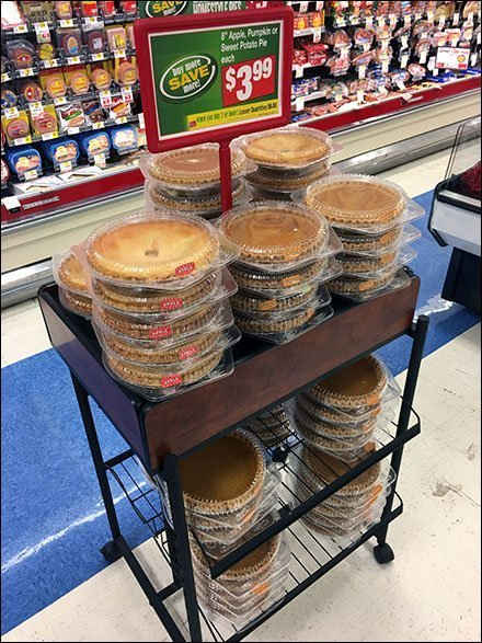 Homestyle Pies Piled High For Sale