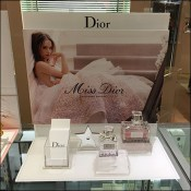 Dior Blooming Bouquet Counter-Top Display
