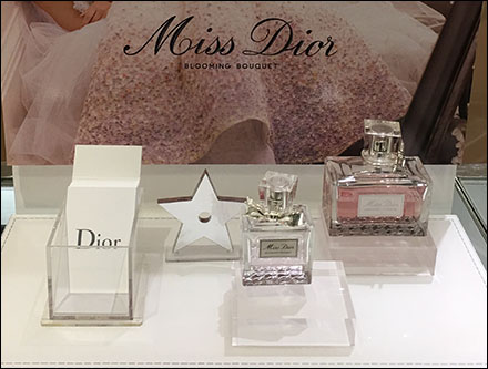 Dior Blooming Bouquet Tester Card Addition