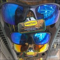 Safety View Sunglass Mini PowerWing Display