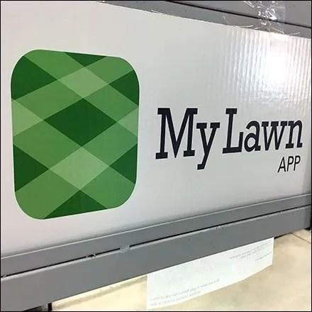Scott's My Lawn App Download Invitation Feature