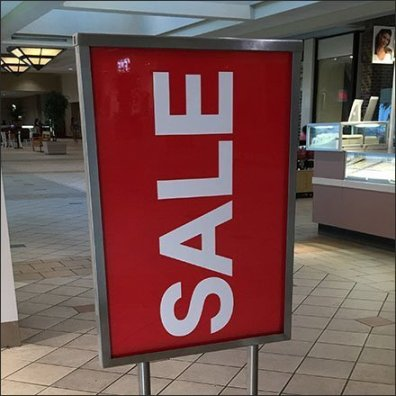 Which Way To Face A Sale Baseline