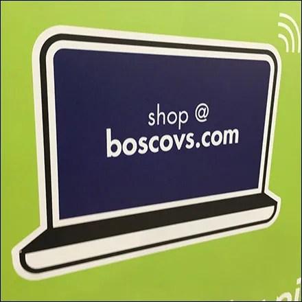Department Store Order Pickup Navigation Aux