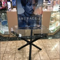 Dior Sauvage Perfume Table-Top Drama