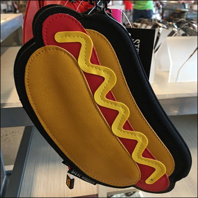 Hot Dog Eyewear Case T-Stand Display