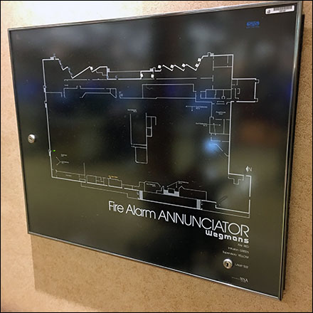 Retail Fire Alarm Annunciator Upgrade