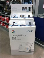 Nest Home Automation Google Interface Display