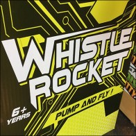 Katyusha Whistle-Rocket Corrugated Display