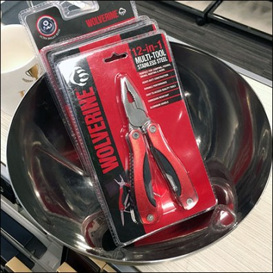 Multi-Tool Merchandising Menswear Bowl