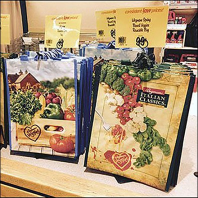 Picturesque Branded Shopping Bags