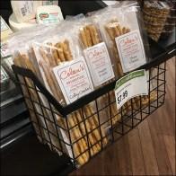 Breadstick Basket Cooler Sidesaddle Display