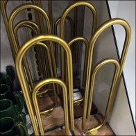Giant Paper Clip Shelf-Edge Merchandising
