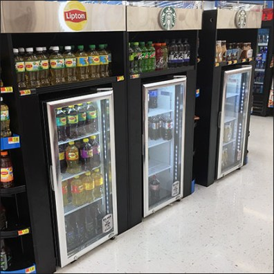 Grab-&-Go Beverage Mass Merchandising
