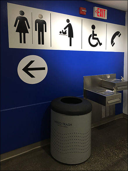 Amenities This-Way IKEA Directional-Signs