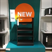 IKEA New Bookcase Feature Presentation