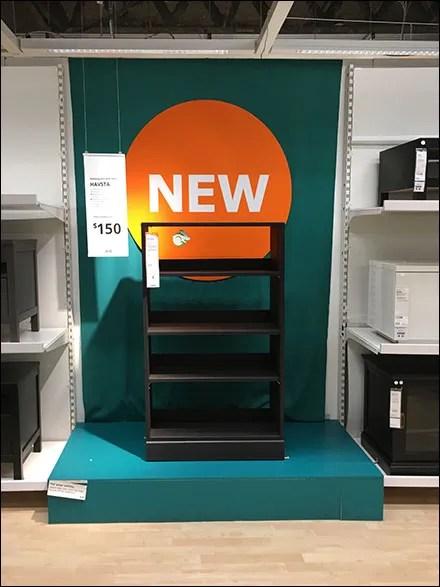 IKEA New Bookcase Feature Presentation