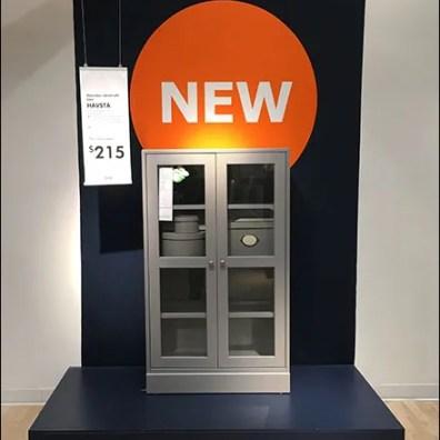 IKEA New Cabinet Focalpoint Presentation
