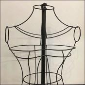 IKEA Open-Wire Dress Form Prop