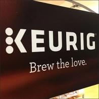 Keurig Brew The Love Tagline