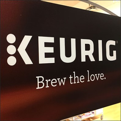 Keurig Brew The Love Tagline