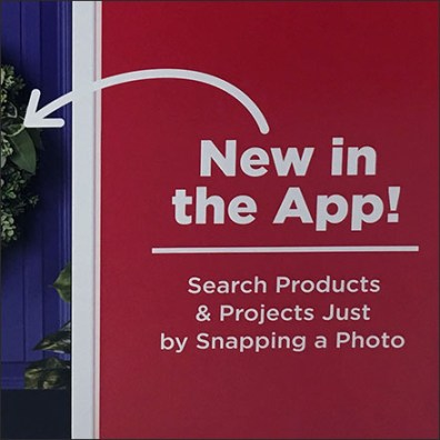 Michaels-Mobile-App New Functionality
