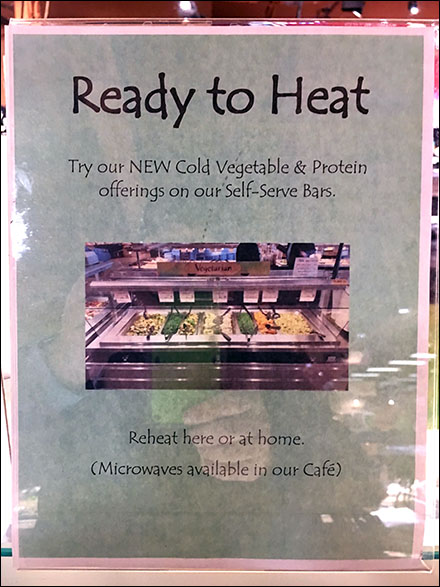 Ready-to-Heat Grab-&-Go Cross-Sell To Chilled