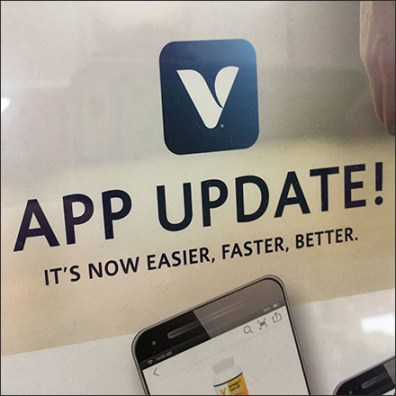 Vitamin Shoppe Mobile App Update Reminder
