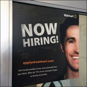 Walmart Now Hiring English Motif