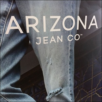 Arizona-Jean Shoe-Aisle Denim Billboard