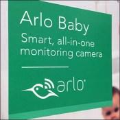 Arlo All-In-One Camera Pallet-Rack-Display