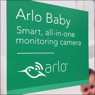 Arlo All-In-One Camera Pallet-Rack-Display