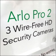 Arlo Pro 2 HD Security Camera System Aux2