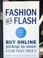 Fashion-In-A-Flash Buy Online Advisory