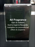 Fragrance-Rewards Acrylic A-Frame Easel