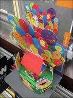 Hallmark Pop-Up Greeting-Card Diorama Display