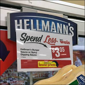 Hellman's Burger-Sauce Cooler-Front Outfitting