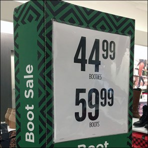 JCPenney Boot Sale Box Dimensional Feature1