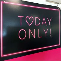 Today-Only Cosmetics Special With Love
