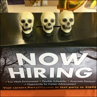 Party-City Halloween-Hiring Table Drape Aux
