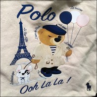 Polo Ralph Lauren Ooh-La-La-Tote