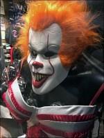 Sexy Clown Bustier Window-Dressing-Display